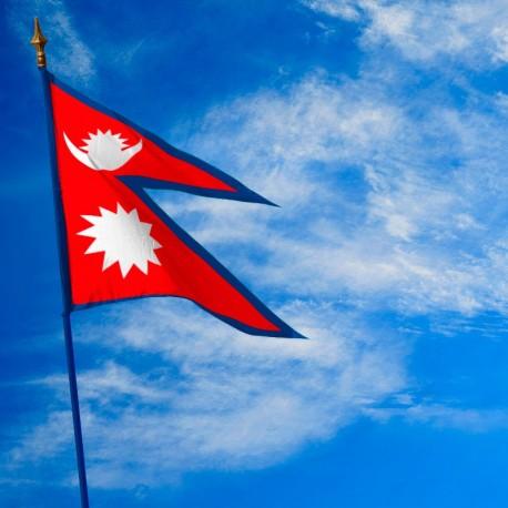 Drapeau du Népal