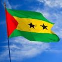 Drapeau de Sao Tome E Principe