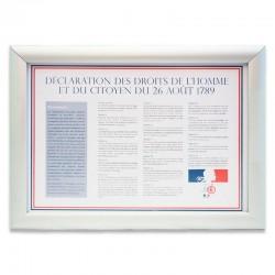 Déclaration des droits de l'Homme et du Citoyen (cadre intérieur)