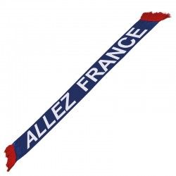 "Echarpe supporter ""Allez France"""