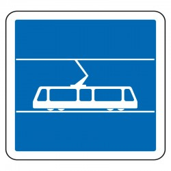 Arrêt de tramway