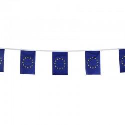 Guirlande tissu - Europe