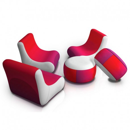 mobilier gonflable air. Black Bedroom Furniture Sets. Home Design Ideas