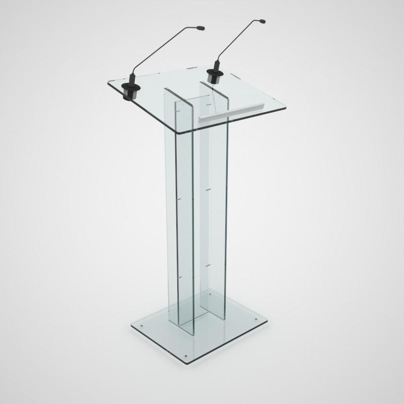 pupitre pour discours conf rences c r monies plexi. Black Bedroom Furniture Sets. Home Design Ideas