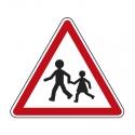 Panneaux de danger - Type A