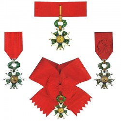 Légion d'Honneur médaille officielle