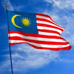 Drapeau Malaisie tous les drapeaux pays Unic