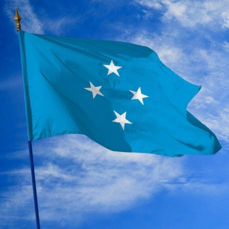 Drapeau Micronésie dans drapeaux des pays Unic