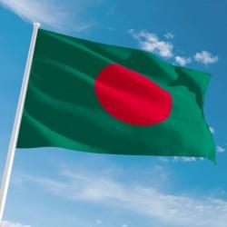 Pavillon Bangladesh drapeau pays Unic
