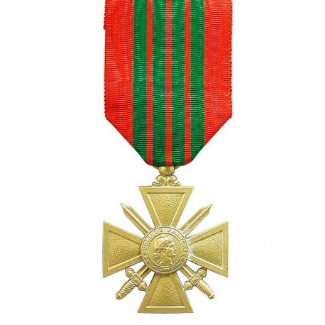 Croix de guerre 1914 - 1918