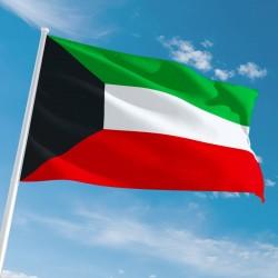Pavillon Koweit drapeau du monde Drapeaux Unic