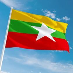 Drapeau Myanmar tous les drapeaux des pays Unic
