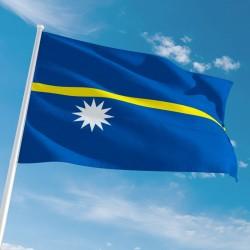 Pavillon Nauru tous les drapeaux du monde Unic