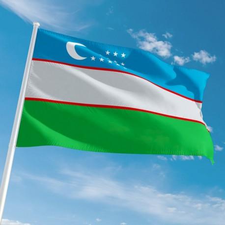 Pavillon de l'Ouzbékistan