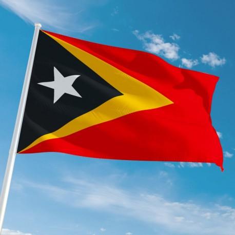 Pavillon du Timor Est