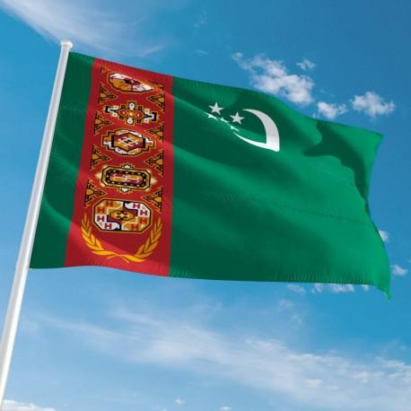 Pavillon du Turkménistan