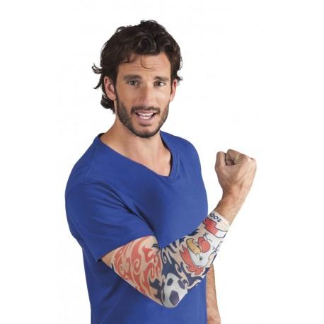 Manchon de tatouages de supporters