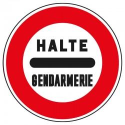 Barrage de gendarmerie