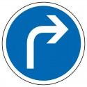 Obligation de direction à droite