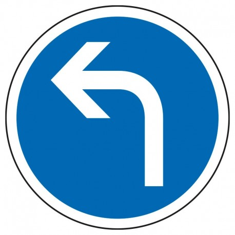 Obligation de direction à gauche
