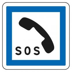 Poste d'appel d'urgence