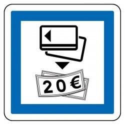 Distributeur de billets de banque