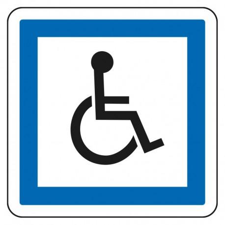 Accès aux personnes à mobilité réduite