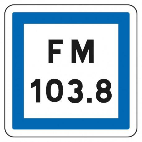 Station de radio donnant des informations sur la circulation routière