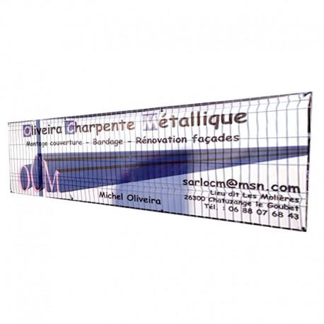 Banderole tissu 115 gr/m²