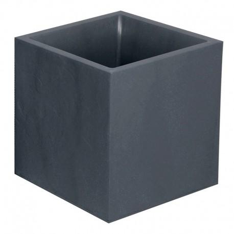 Jardinière grand format carré - Serena