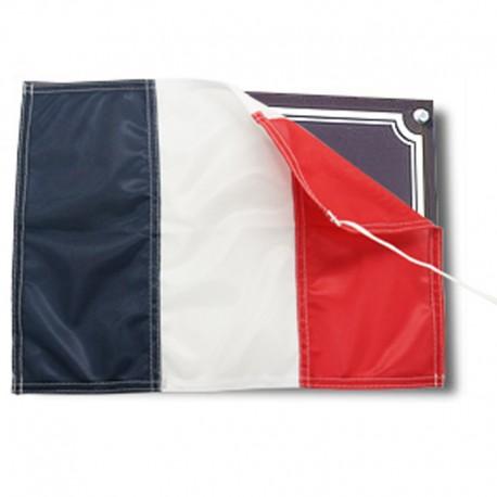 Tissu d'inauguration cérémonie mairie Drapeaux Unic