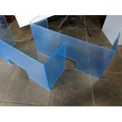 Hygiaphone plexiglas