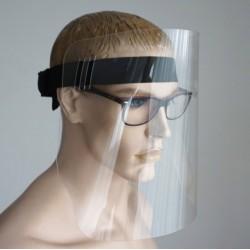 Masque en tissu blanc réutilisable Drapeaux Unic
