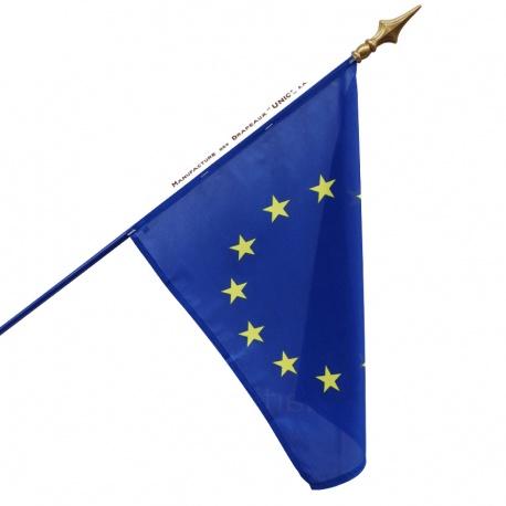 Drapeau Europe drapeau du monde Unic