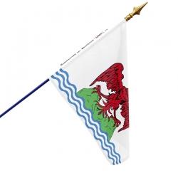 Drapeau Comté de Nice tous les drapeaux Unic
