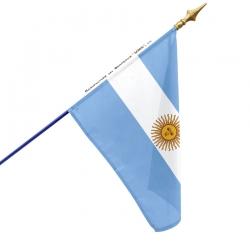 Drapeau Argentine Unic drapeau du monde