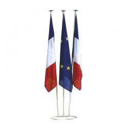Drapeau France Europe gamme protocole Alumia