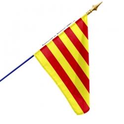 Drapeau Roussillon dans drapeaux provinces françaises Unic