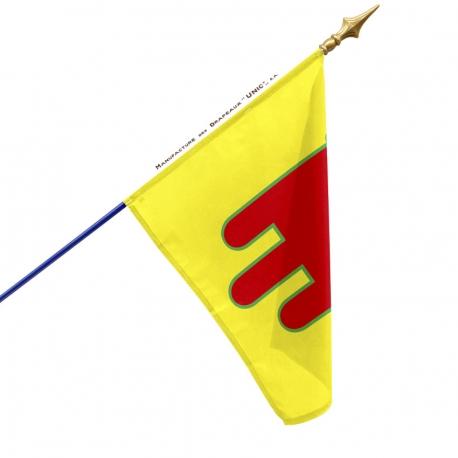 Drapeau Auvergne drapeaux regionaux Unic