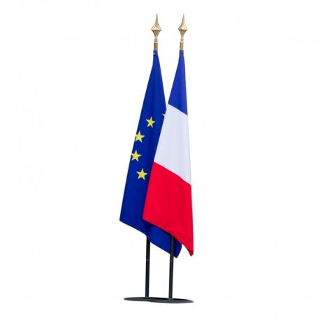 Gamme protocole drapeau République