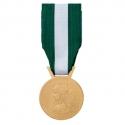 Médaille du travail 30 ans vermeil régionale départementale et communale