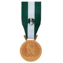 Médaille du travail Or 30 ans