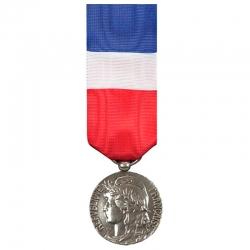 Médaille du travail 20 ans d'ancienneté