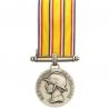 Médaille Sapeurs Pompiers 20 ans argent