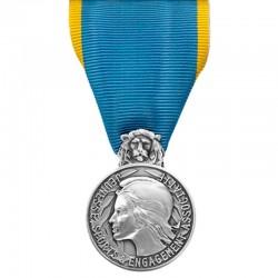 Médaille Jeunesse et Sports Argent