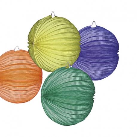 Ballon rond unicolore