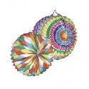 Ballon rond multicolore Ø 22 cm