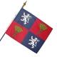 Drapeau Gascogne dans drapeaux provinces françaises Unic