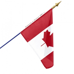 Drapeau Canada Unic drapeau du monde