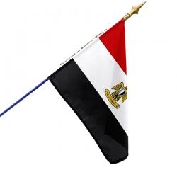 Drapeau Egypte tous les drapeaux du monde Unic